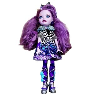 Ever After High Spring Unsprung Kitty Cheshire Dol